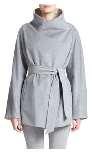 Max Mara Rain Wool Winter Raincoat