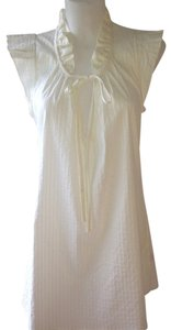 Simone Carvalli short dress White on Tradesy