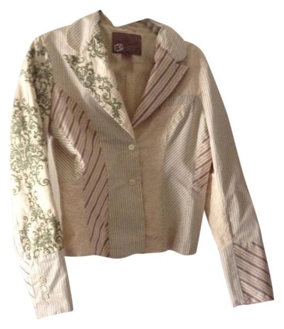 Preload https://item2.tradesy.com/images/bke-cream-multi-standout-styling-blazer-size-12-l-374741-0-1.jpg?width=400&height=650