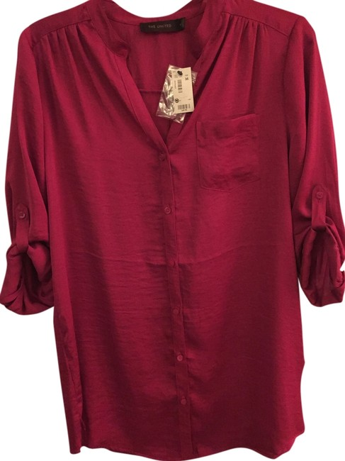 Preload https://item1.tradesy.com/images/the-limited-raspberry-blouse-size-8-m-3747550-0-0.jpg?width=400&height=650