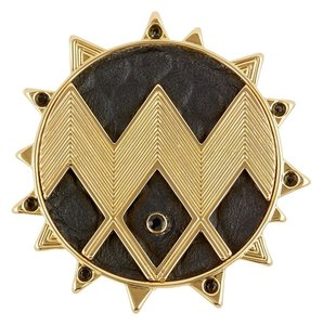 House of Harlow 1960 House of Harlow 14K Gold Plated Zigzag Starburst Ring 7