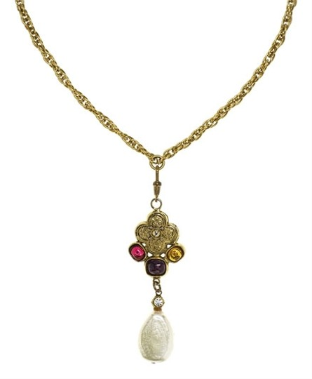 Chanel Chanel Vintage Gold Necklace