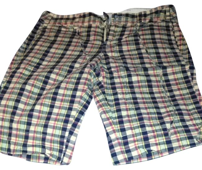 Paperboy Clothing Shorts Madras