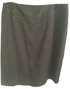 AK Anne Klein Size 14 Skirt Black