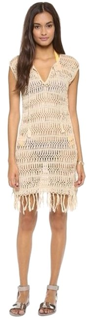 Item - Beige Barrie Cover-up/Sarong Size 8 (M)