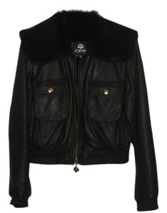 House of Deréon Leather Jacket