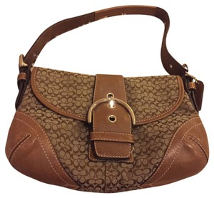 Coach Natural Shoulder Bag