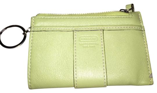 Coach Coach Spring Green Wallet