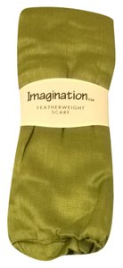 Other Olive Green Scarf