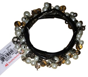 Simply Vera Vera Wang Pearls And Beads Bracelet