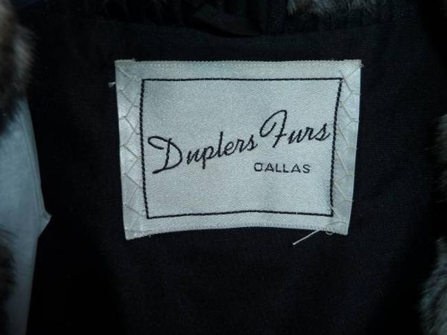 Duplers Fur Dallas Fur Coat
