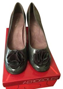 Aerosoles Dark grey Pumps