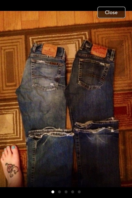 Lucky Brand 2 Pairs Lucky Brand Trade Me