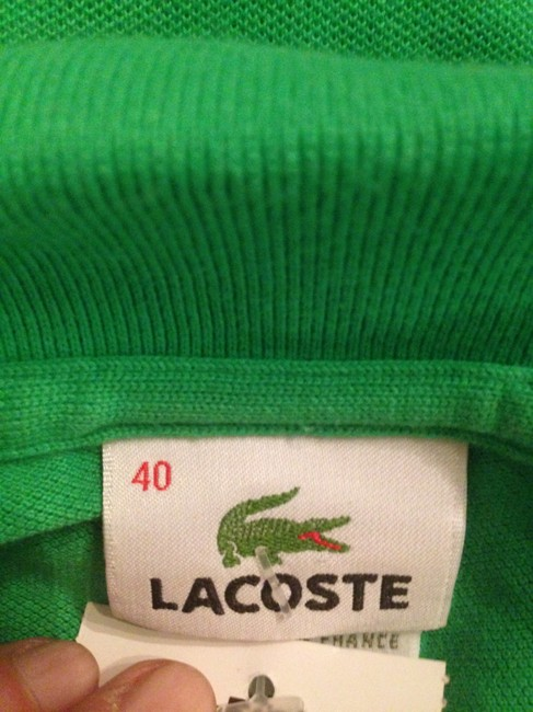 Lacoste Spring Kelly T Shirt GREEN