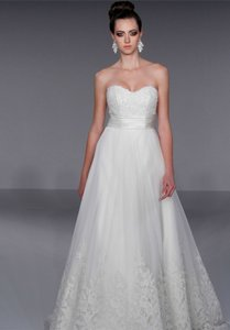 Priscilla Of Boston Pb 4512 Wedding Dress