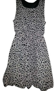 Rue 21 short dress Pink Cheetah Print on Tradesy