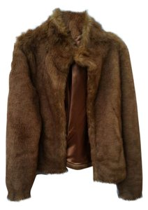 Divided by H&M Faux Fur Fur Coat