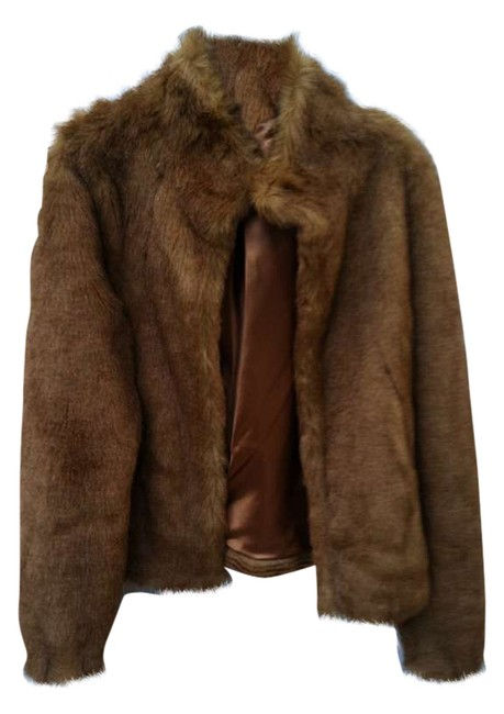 Divided by H&M Faux Fur Coat