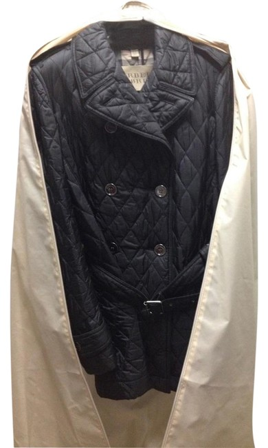 Preload https://item1.tradesy.com/images/burberry-brit-black-coat-quilted-double-breasted-with-orig-protection-miltary-jacket-size-8-m-3752575-0-2.jpg?width=400&height=650