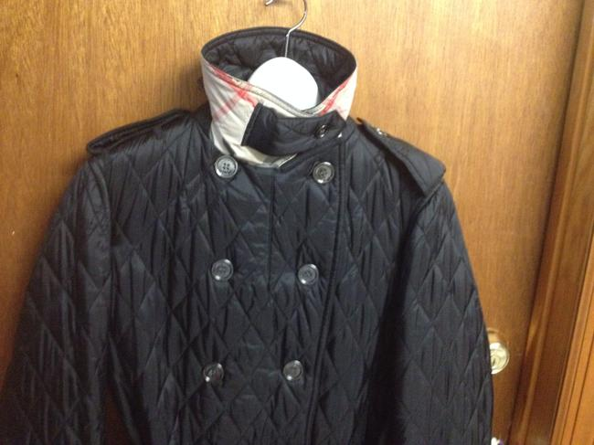 Burberry Brit Hard To Get Military Jacket