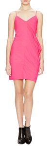 Kate Spade short dress Hype Pink on Tradesy