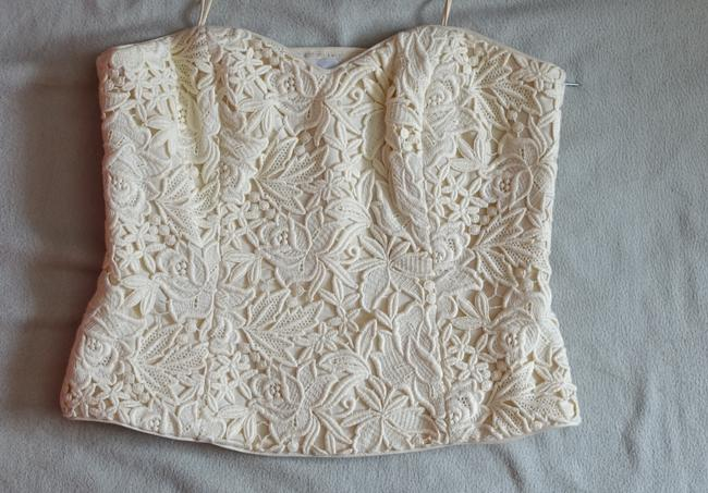 Miguelina Top Ivory