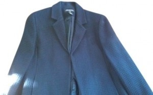 Jones New York Navy Blazer