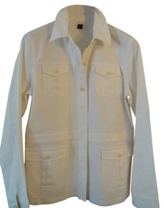 Isda & Co. Ivory Jacket