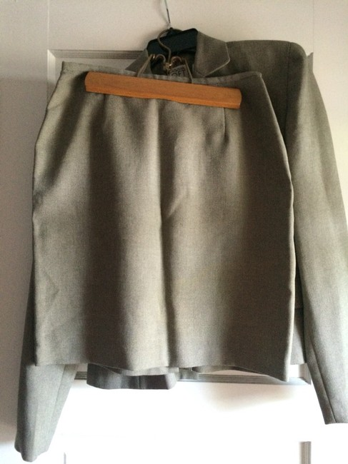 Ann Taylor LOFT Suit With Skirt And Pants