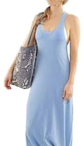 Blue/White Maxi Dress by Lululemon