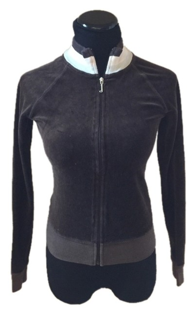Preload https://item3.tradesy.com/images/juicy-couture-dark-brown-velour-track-jacket-activewear-size-4-s-3753922-0-0.jpg?width=400&height=650