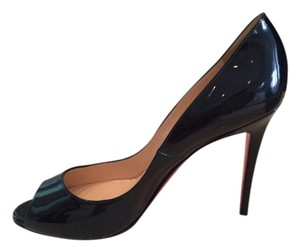 Christian Louboutin Marine blue Pumps