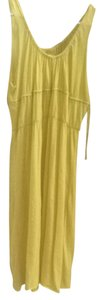 John Hardy short dress Yellow on Tradesy