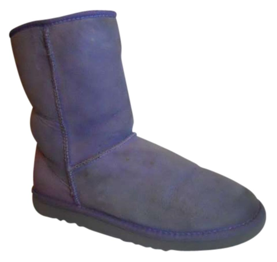 1af976c7692 UGG Australia Periwinkle Classic Short 5825 Boots/Booties Size US 9 74% off  retail