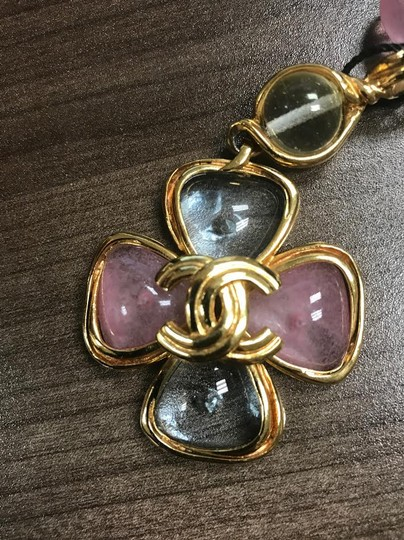 Chanel Chanel Vintage Glass Necklace