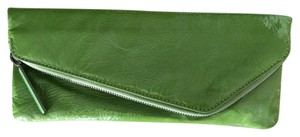 Hobo International Effe Green Clutch