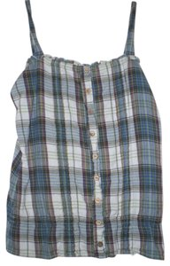 Roxy Top Plaid