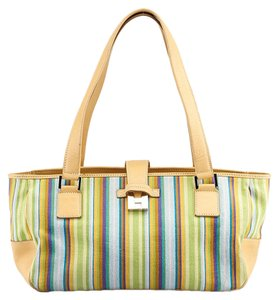 Lambertson Truex Lambetson Multi Color Shoulder Bag