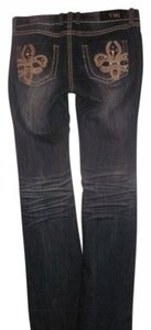 YMI Jeans Boot Cut Jeans-Distressed