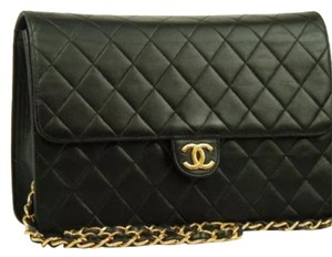 Chanel Vintage Designer Shoulder Bag