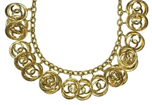 Chanel Chanel Vintage Statement Necklace