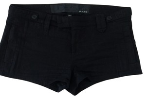 JOE'S New Hot Jeans Cargo Shorts Black
