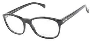 Giorgio Armani NEW AUTHENTIC GIORGIO ARMANI EYEGLASSES UNISEX GA 862 BLACK 807 53MM RETAIL $168