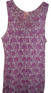 Sweet Pea by Stacy Frati Top Purple, Ivory
