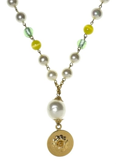 Chanel Chanel Pearl Beaded Necklace