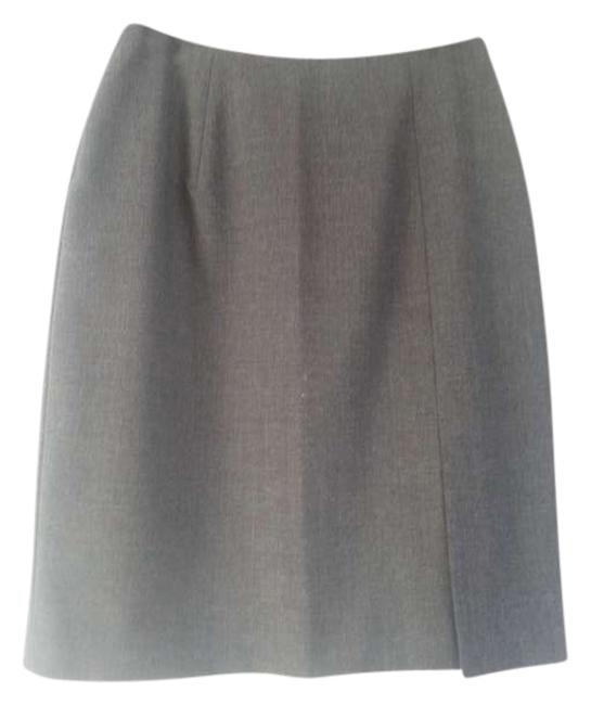 Preload https://item2.tradesy.com/images/georgiou-studio-dark-gray-tailored-basic-knee-length-skirt-size-2-xs-26-376201-0-0.jpg?width=400&height=650