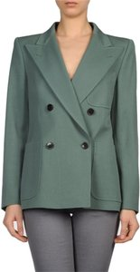 Dries van Noten Dries Van Noten Green Blazer
