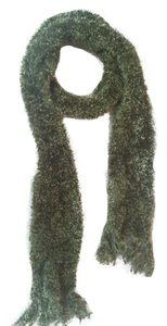 Claire's Soft green scarf