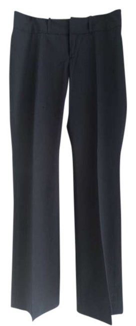 Banana Republic Trouser Pants navy pinstripe