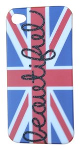 Other iPhone Case 4 4s One Direction British Flag BEAUTIFUL Glitter cell phone case cover